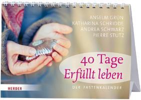 Cover-Bild zu 40 Tage Erfüllt leben
