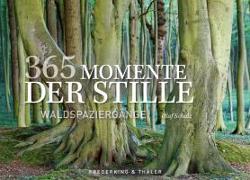 Cover-Bild zu 365 Momente der Stille