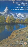 Cover-Bild zu Souvenir-Geburtstagskalender
