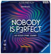 Cover-Bild zu Nobody is perfect Original