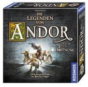 Cover-Bild zu Die Legenden von Andor Teil III - Die letzte Hoffnung