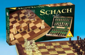 Cover-Bild zu Schach aus Holz