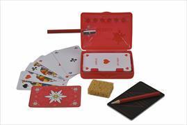 Cover-Bild zu Piquet Edelweiss Jassbox rot