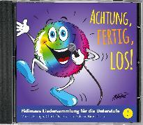 Cover-Bild zu Achtung, fertig, los! - Fidimaa