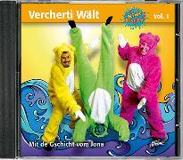 Cover-Bild zu Vercherti Wält - Adonia-KidsParty, Vol. 1