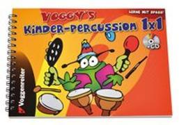 Cover-Bild zu Abendroth, Yasmin: Voggy's Kinderpercussion 1 x 1