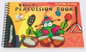 Cover-Bild zu Abendroth, Yasmin: Voggy's Percussion Book