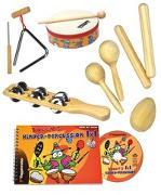 Cover-Bild zu Abendroth, Yasmin: Voggy's Kinder-Percussion-Set