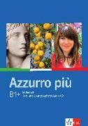 Cover-Bild zu Azzurro più. Lehr- und Arbeitsbuch + CD