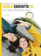 Cover-Bild zu Nuovo Contatto A2 (con accesso WEB)