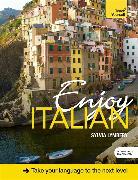 Cover-Bild zu Enjoy Italian Intermediate to Upper Intermediate Course