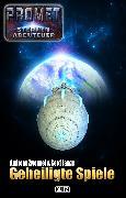 Cover-Bild zu Raumschiff Promet - Sternenabenteuer 02: Geheiligte Spiele (eBook)