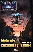 Cover-Bild zu Raumschiff Promet - Sternenabenteuer 01: Mehr als tausend Lichtjahre (eBook)