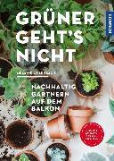 Cover-Bild zu Öhlenbach, Melanie: Grüner geht's nicht (eBook)