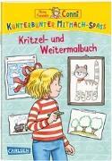 Cover-Bild zu Leintz, Laura: VE 5 Meine Freundin Conni: Kunterbunter Mitmach-Spaß - Kritzel- und Weitermalbuch