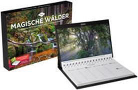 Cover-Bild zu Magische Wälder Tischkalender 2022