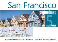 Cover-Bild zu San Francisco PopOut Map