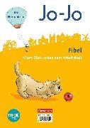 Cover-Bild zu Jo-Jo Fibel, Allgemeine Ausgabe 2016, Wort-Bild-Karten, Mit BOOKii-Funktion