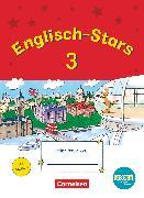 Cover-Bild zu Englisch-Stars, BOOKii-Ausgabe, 3. Schuljahr, Übungsheft, Mit Lösungen von Gleich, Barbara