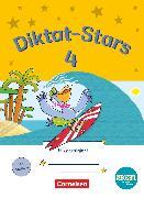 Cover-Bild zu Diktat-Stars, BOOKii-Ausgabe, 4. Schuljahr, Übungsheft, Mit Lösungen von Auer, Maria