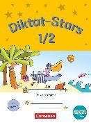 Cover-Bild zu Diktat-Stars, BOOKii-Ausgabe, 1./2. Schuljahr, Übungsheft, Mit Lösungen von Auer, Maria