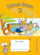 Cover-Bild zu Diktat-Stars, Allgemeine Ausgabe, 3. Schuljahr, Übungsheft, Mit Lösungen von Auer, Maria