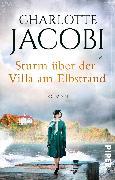 Cover-Bild zu Jacobi, Charlotte: Sturm über der Villa am Elbstrand