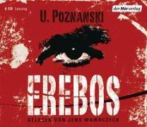 Cover-Bild zu Erebos von Poznanski, Ursula