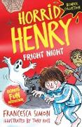 Cover-Bild zu Simon, Francesca: Horrid Henry: Fright Night (eBook)