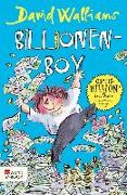 Cover-Bild zu Walliams, David: Billionen-Boy (eBook)