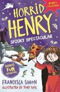 Cover-Bild zu Simon, Francesca: Horrid Henry: Spooky Spectacular (eBook)