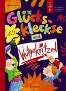Cover-Bild zu Geisler, Dagmar: Glückskleckse und Wutgekritzel