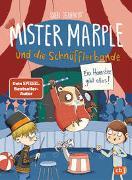 Cover-Bild zu Gerhardt, Sven: Mister Marple und die Schnüfflerbande - Ein Hamster gibt alles!