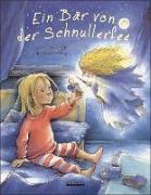 Cover-Bild zu Spathelf, Bärbel: Ein Bär von der Schnullerfee - Midi-Ausgabe des original Albarello Bilderbuchs zur Schnullerentwöhnung!