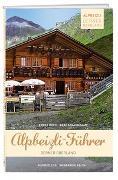 Cover-Bild zu Alpbeizli-Führer Berner Oberland
