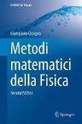 Cover-Bild zu Metodi matematici della Fisica