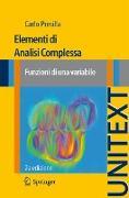 Cover-Bild zu Elementi di Analisi Complessa