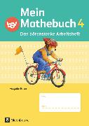 Cover-Bild zu Mein Mathebuch, Ausgabe B für Bayern, 4. Jahrgangsstufe, Das bärenstarke Arbeitsheft, Arbeitsheft mit Kartonbeilagen von Schmidt-Büttner, Johanna