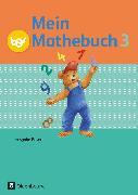 Cover-Bild zu Mein Mathebuch, Ausgabe B für Bayern, 3. Jahrgangsstufe, Schülerbuch mit Kartonbeilagen von Dangelat-Bergner, Brigitte