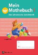 Cover-Bild zu Mein Mathebuch, Ausgabe B für Bayern, 1. Jahrgangsstufe, Das bärenstarke Arbeitsheft, Arbeitsheft mit Kartonbeilagen von Schmidt-Büttner, Johanna