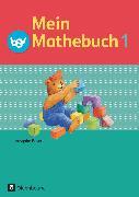 Cover-Bild zu Mein Mathebuch, Ausgabe B für Bayern, 1. Jahrgangsstufe, Schülerbuch mit Kartonbeilagen von Schmidt-Büttner, Johanna