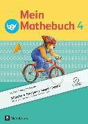 Cover-Bild zu Mein Mathebuch, Ausgabe B für Bayern, 4. Jahrgangsstufe, Produktpaket, 2705055, 2705062 und 2705079 im Paket