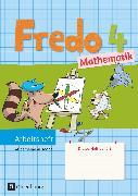 Cover-Bild zu Fredo - Mathematik, Ausgabe A - 2015, 4. Schuljahr, Arbeitsheft von Balins, Mechtilde