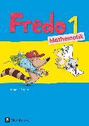Cover-Bild zu Fredo - Mathematik, Ausgabe B für Bayern, 1. Jahrgangsstufe, Schülerbuch mit Kartonbeilagen von Balins, Mechtilde