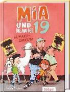 Cover-Bild zu Mahne, Nicole: Mia und die aus der 19 - Alpaka-Zirkus