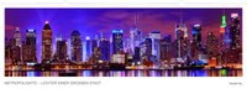 Cover-Bild zu Metropolights - Lichter einer großen Stadt