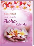 Cover-Bild zu Immerwährender Aloha-Kalender
