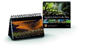 Cover-Bild zu Die letzten Wildnisse der Erde Tischkalender