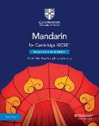Cover-Bild zu Cambridge IGCSE? Mandarin Teacher's Resource with Cambridge Elevate