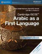 Cover-Bild zu Cambridge IGCSE® Arabic as a First Language Teacher's Book